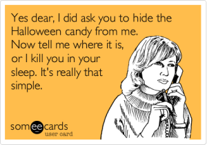 hide candy